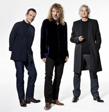 Led Zeppelin erhalten ECHO 2013