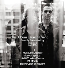 Depeche Mode: Album Launch Event in Wien - 24.03.2013