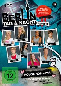 Berlin – Tag & Nacht - Am 5. April erscheint Staffel 11