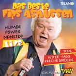 Fips Asmussen auf Platz Eins der Deutschen Comedy Charts eingestiegen