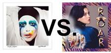 US-Charts: Katy Perry scheint ueber Lady GaGa zu triumphieren