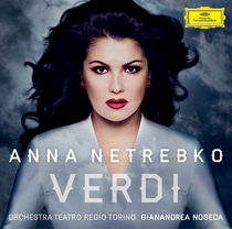 Anna Netrebkos Album ''Verdi'' in den Top Ten der Albumcharts!