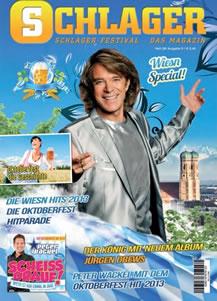 Schlager Festival - Das Magazin:<bR>kostenlose Ausgabe als Download