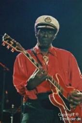 Chuck Berry erhaelt Polar Music Prize 2014