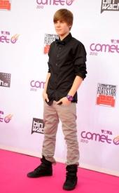 Justin Bieber: M�dels m�ssen witzig sein