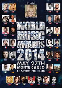 The BossHoss sind fuer den World Music Award nominiert