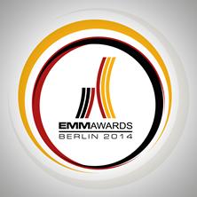 Die Gewinner der EMMAwards 2014