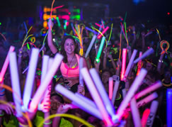 Electric Run: Mega-Event in Berlin