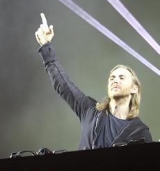 David Guetta waere gern der erste DJ im All