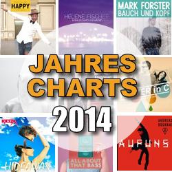 Jahrescharts 2014