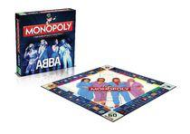 ABBA: Spiel Monopoly mit ABBA!