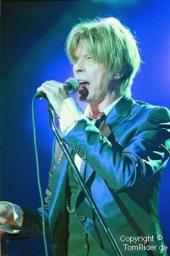 Geht David Bowie nie wieder auf Tour?