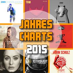 Jahrescharts 2015