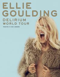 Ellie Goulding startet ihre Welttournee