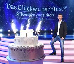 TV-Sendung:  Herzlichen Glueckwunsch Andrea Berg!