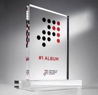 """""""Nummer 1 Preis der Offiziellen Deutschen Charts"""" erstmals verliehen"""