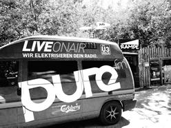 pure fm: Berlins Dance Radio im Sommer 2016<bR>auf UKW 99,1 MHz