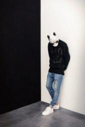 Cro: dank Panda-Maske kein Ar***loch