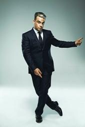 Robbie Williams: 'Ich habe Arthritis im Ruecken'
