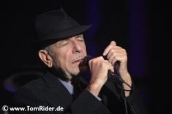 Stars trauern um Leonard Cohen