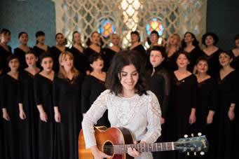Katie Melua: Konzert am 16.11.2016 wird live im Internet übertragen