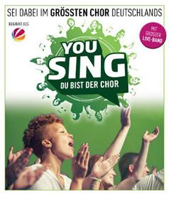 YouSing – Du bist der Chor – ab 26. Januar 2017 auf Tour