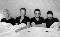 U2: ein Konzert in Berlin