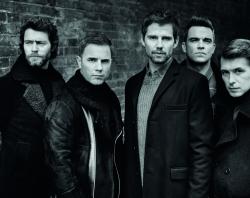 Robbie Williams: Reunion mit Take That