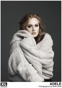 Adele verdiente 500.000 Pfund pro Konzert