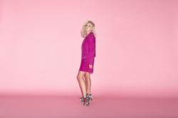 Zara Larsson erhaelt Gold