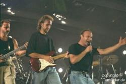 Genesis: Steve Hackett will eine Reunion