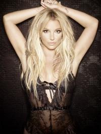 Britney Spears  & ihre Wasserposts