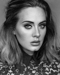 Adele schweigt