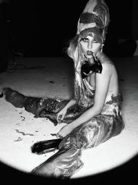Lady Gaga macht eine Pause