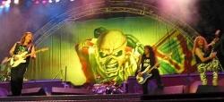 Iron Maiden rocken 2018 Deutschland