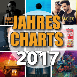 Hits 2017 - die Jahrescharts