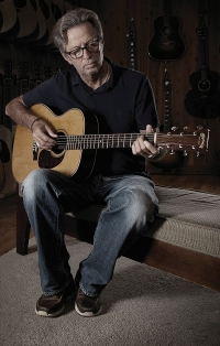 Eric Clapton wird taub