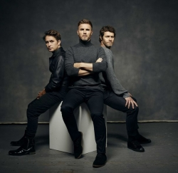 Take That: Best-of-Album & Welttournee