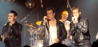 The Baseballs & der ''Candy Shop'