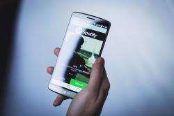Streamingdienst 'Spotify' jetzt an der Boerse - so erfolgreich war der Start