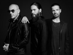 Deutsche Album-Charts: Thirty Seconds To Mars neu auf Platz 1