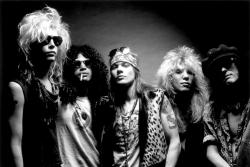 Guns N' Roses und die Porzellan-Toilette