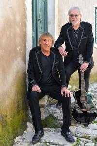 Das Schlager-Duo 'Amigos' macht sich keinen Druck