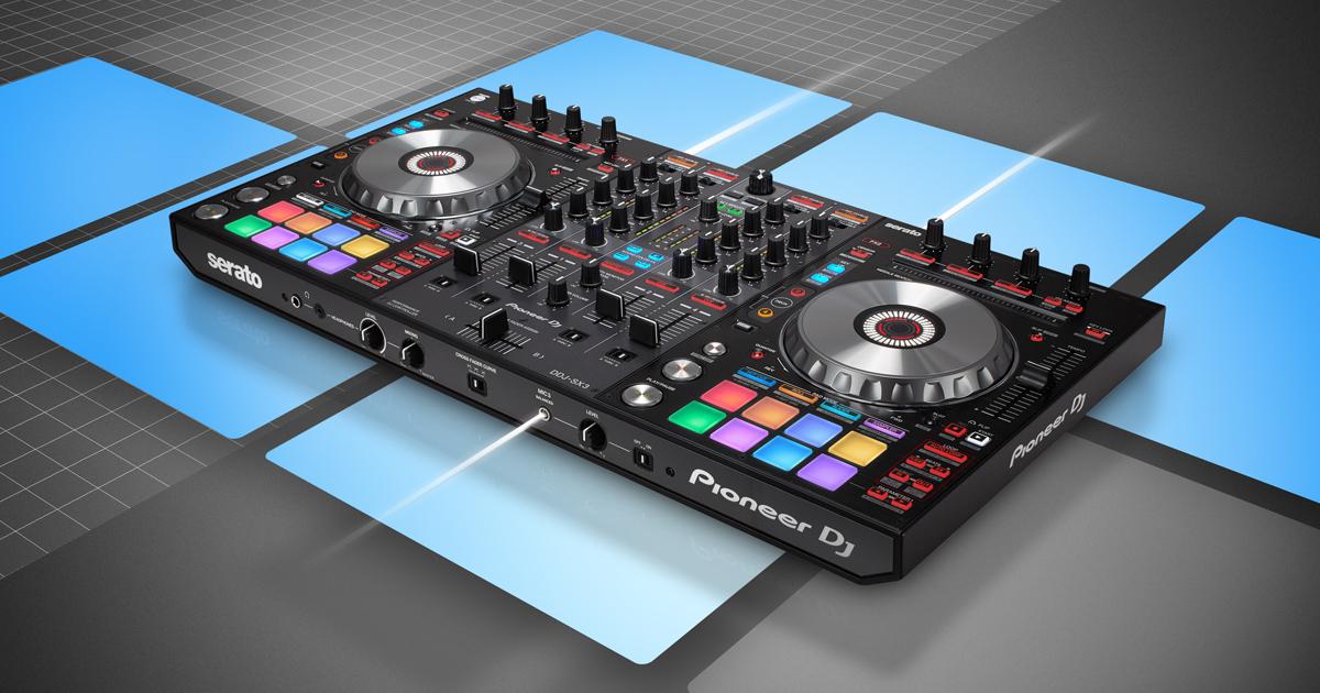 DJ-Controler Pioneer DJ DDJ-SX3: Ein Traum fuer mobile Discjockeys