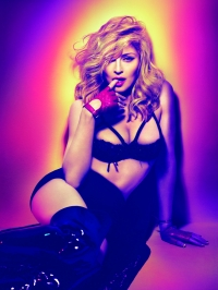 Madonna bekommt tierische Konkurrenz
