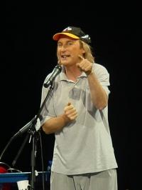 Otto und sein erster Auftritt beim Wacken Open Air