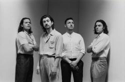 Arctic Monkeys verzichteten auf große Refrains