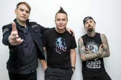 Tourabsage bei Blink-182