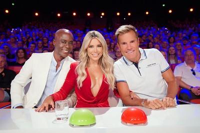 Sylvie, Dieter und Bruce suchen 'Das Supertalent'