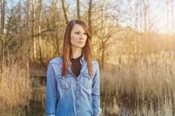 Christina Stuermer ueber ihr Album 'ueberall zu Hause'